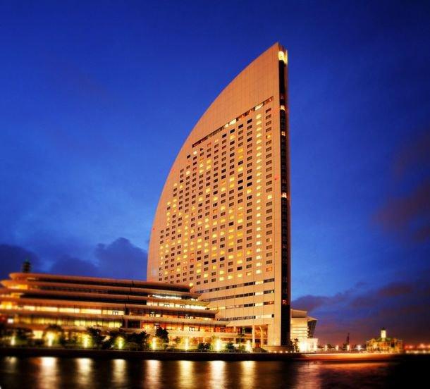 ヨコハマ グランド インターコンチネンタル ホテルのハロウィンアフタヌーンティー