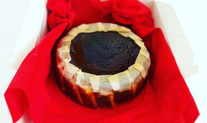 グルテンフリーで美味!カオリーヌのバスクチーズケーキ