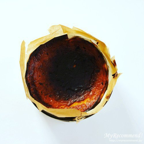 シンシアのバスクチーズケーキ