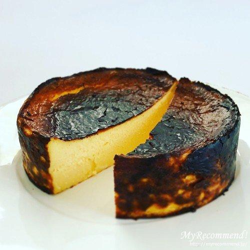 たえこのバスクチーズケーキ!!