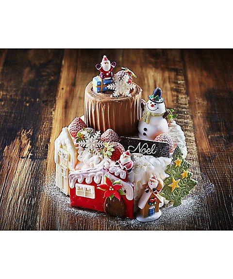 アンテノール クリスマス ケーキ 2019