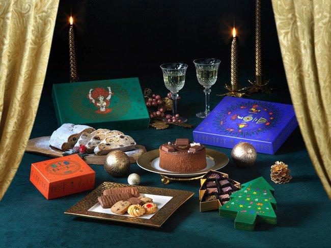 デメルのクリスマスケーキ