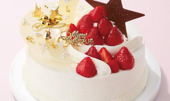 グラマシーニューヨークのクリスマスケーキ2020をご紹介!