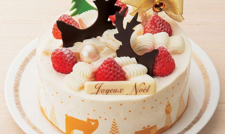 アンリ・シャルパンティエのクリスマスケーキ2020