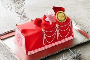 ラデュレのクリスマスケーキ2020!女心を惹きつける