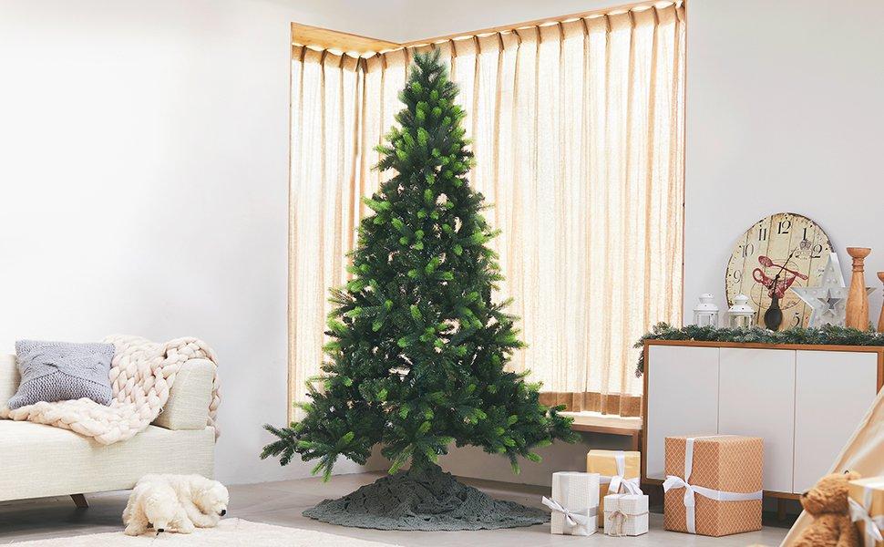 ロウヤ,クリスマスツリー
