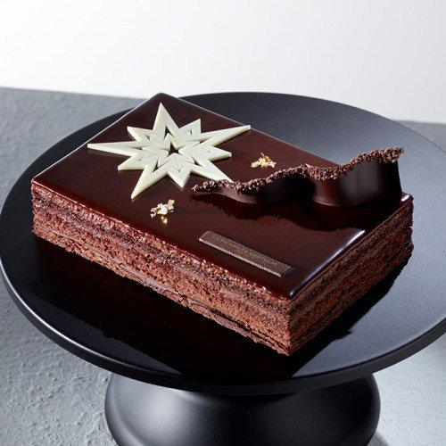 ラ・メゾン・デュ・ショコラの阪急クリスマスケーキ