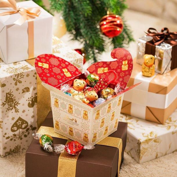 リンツのクリスマス