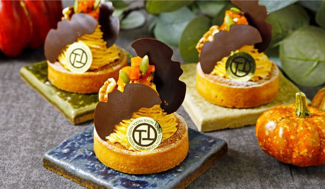 PATISSERIE TOOTH TOOTHのハロウィンケーキ