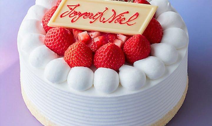いちごのクリスマスケーキ!美味しい苺のショートケーキ2020