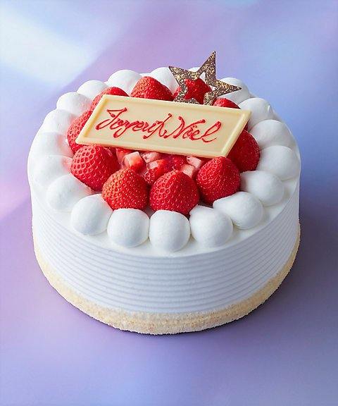 パティスリーSATSUKIのクリスマスショートケーキ