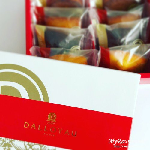 ダロワイヨの焼き菓子