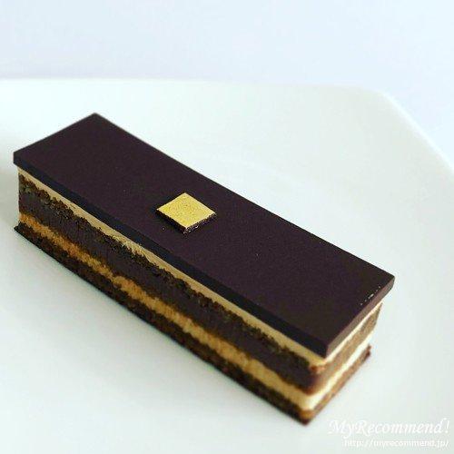 ダロワイヨのオペラケーキ