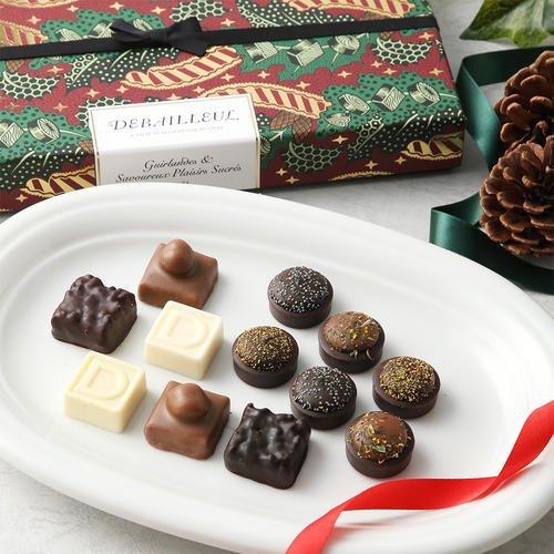 ドゥバイヨル,クリスマス限定ショコラ