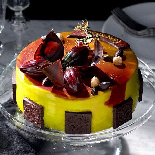 ガトー・ド・ボワのクリスマスケーキ