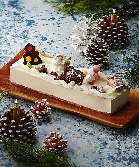 しろたえ,クリスマスケーキ