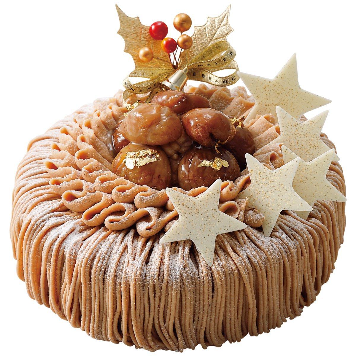 マールブランシュのクリスマスケーキ