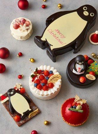 ホテルメトロポリタン,Suicaのペンギン パーティーケーキ