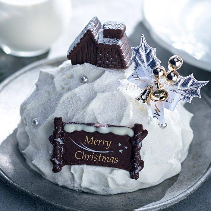 パティスリー クロシェのクリスマスケーキ