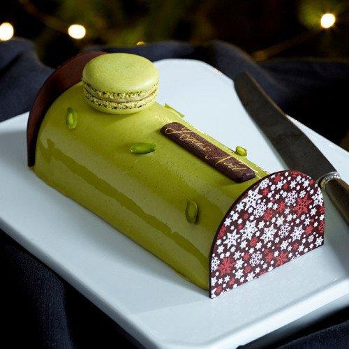 パティスリー・サダハル・アオキ・パリの阪急クリスマスケーキ