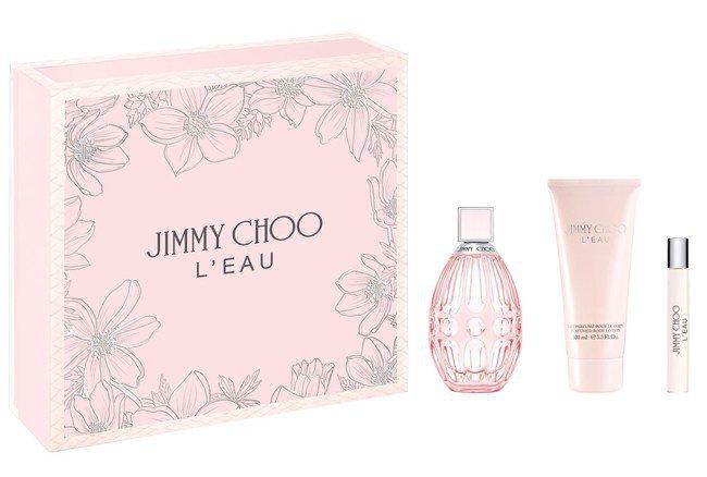 ジミー チュウのクリスマス限定香水