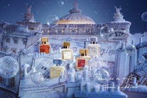クリスマスの限定香水