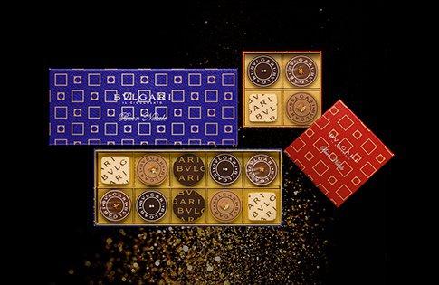 ブルガリ イル・チョコラートのクリスマスチョコ