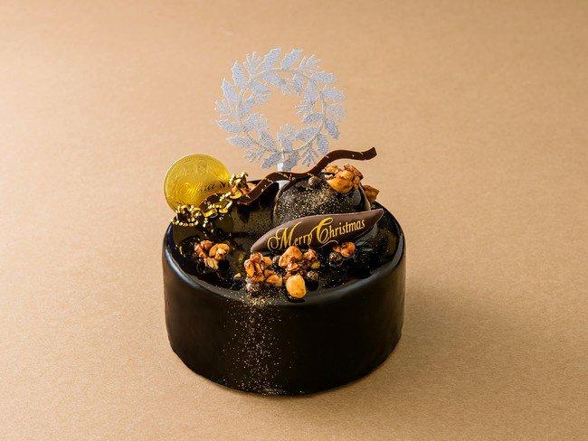 カファレルのクリスマスケーキ