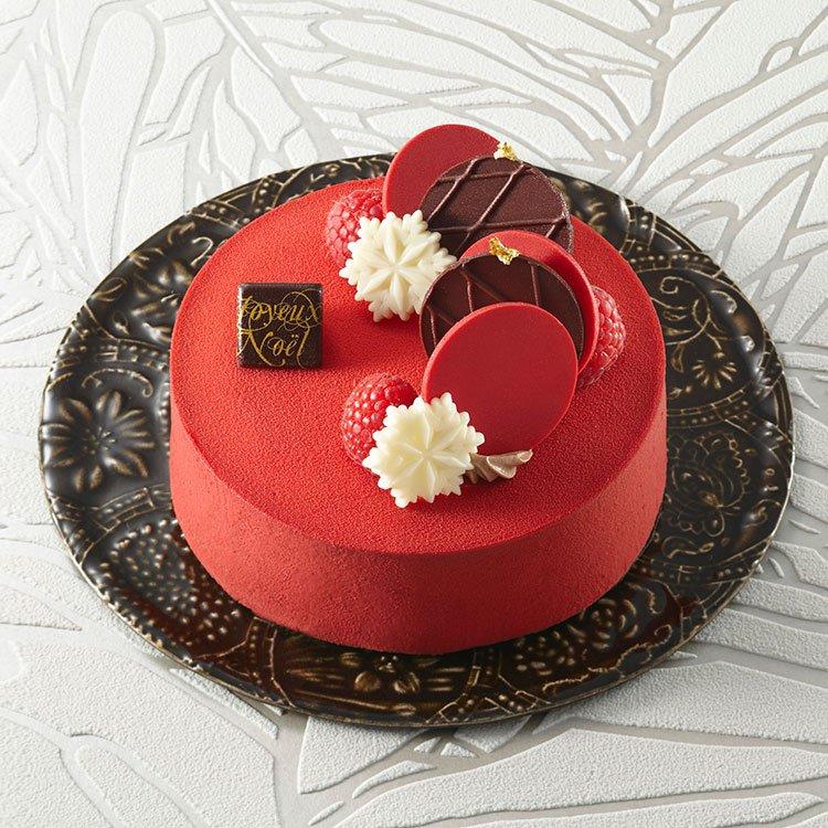 ダロワイヨのクリスマスケーキ