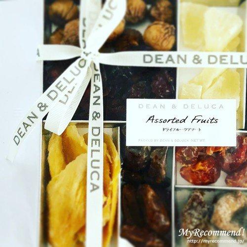 DEAN & DELUCAのドライフルーツ
