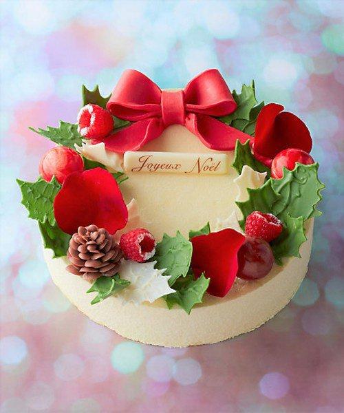 フレデリック・カッセル,クリスマスケーキ,2020