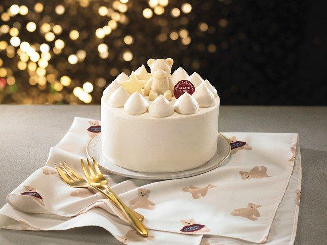 ジェラート ピケのクリスマスケーキ
