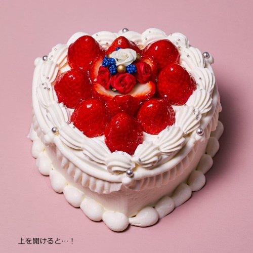 五感のクリスマスケーキ