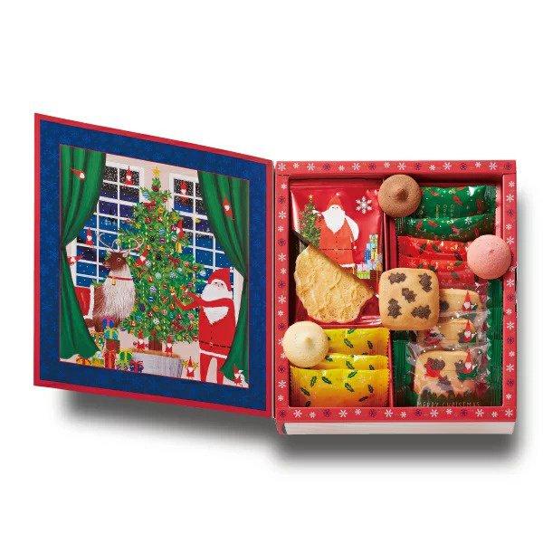 ゴンチャロフ,クリスマスアソートクッキー
