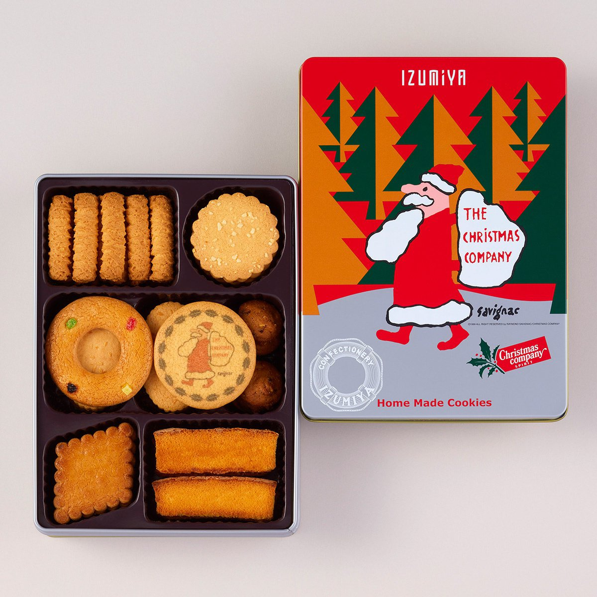 泉屋東京店,クリスマス限定クッキー