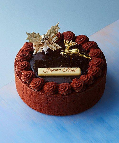 ラ・メゾン・ジュヴォー,クリスマスケーキ,2020