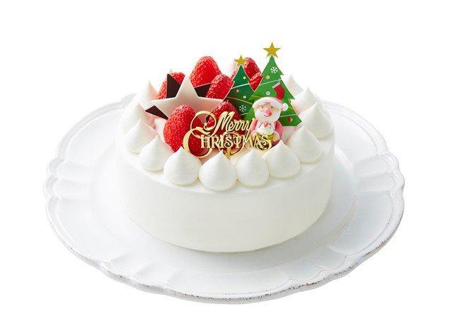 モロゾフ,クリスマスケーキ