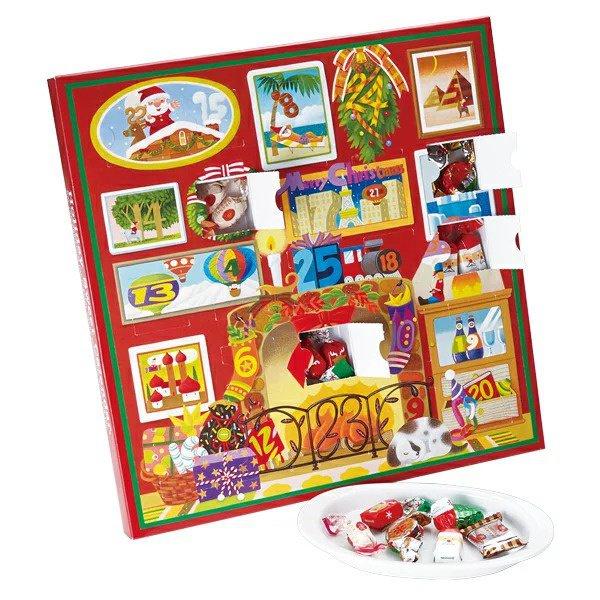 モロゾフのクリスマスカレンダー