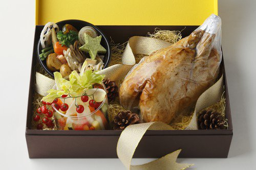 パレスホテル東京のクリスマス2020