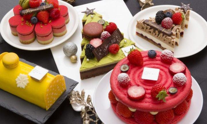 聖夜を彩るサダハル・アオキのクリスマスケーキ2020