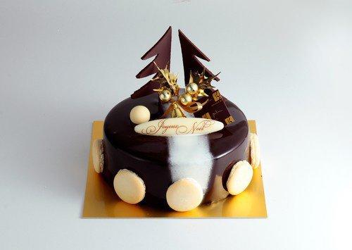 セバスチャン・ブイエ,クリスマスケーキ,2020