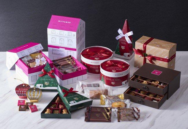 ヴィタメールのクリスマスのお菓子