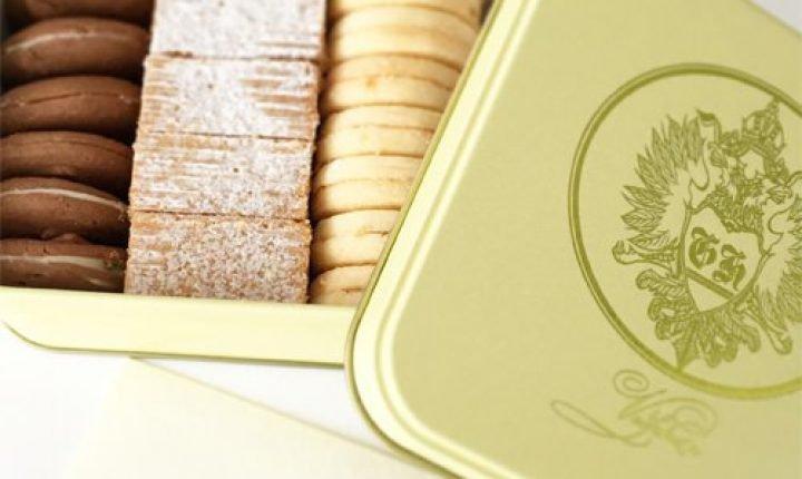 センスのいいクッキーを手土産に!銀座ハプスブルクがおすすめ