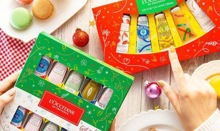 ロクシタンのクリスマス2020!素敵なコフレはプレゼントにも