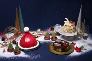 アルノー・ラエール パリのクリスマスケーキ2020