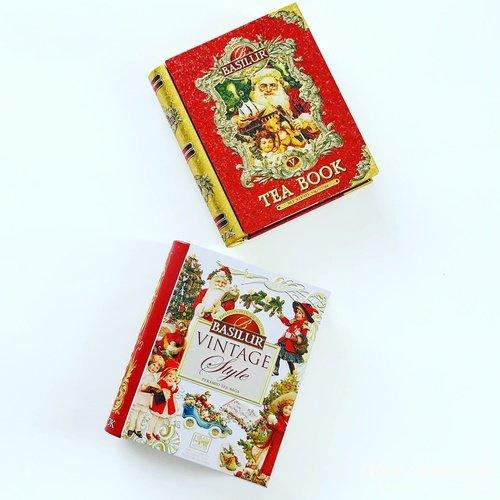 クリスマスデザイン,紅茶