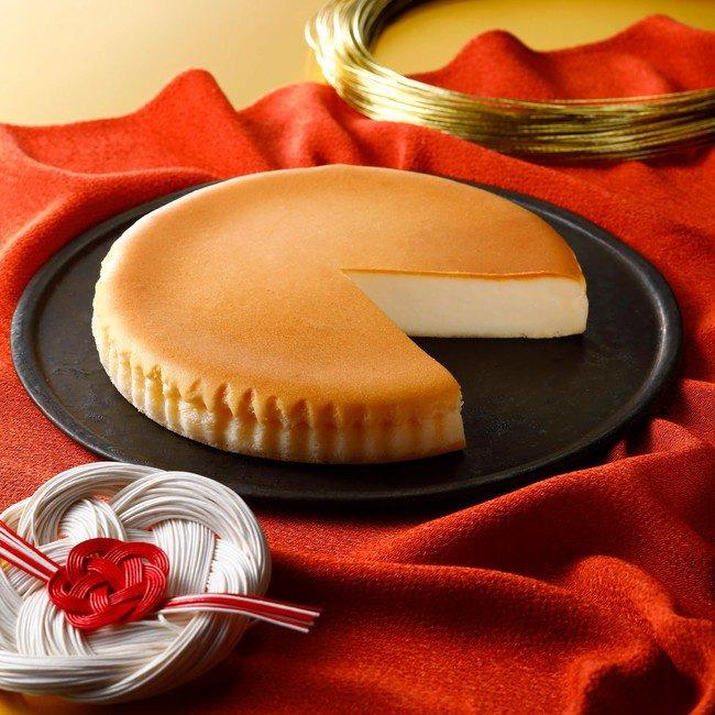 正月限定の御用邸チーズケーキ