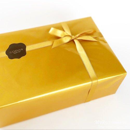 ゴディバのチョコレート