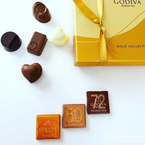 ゴディバのゴールド コレクション