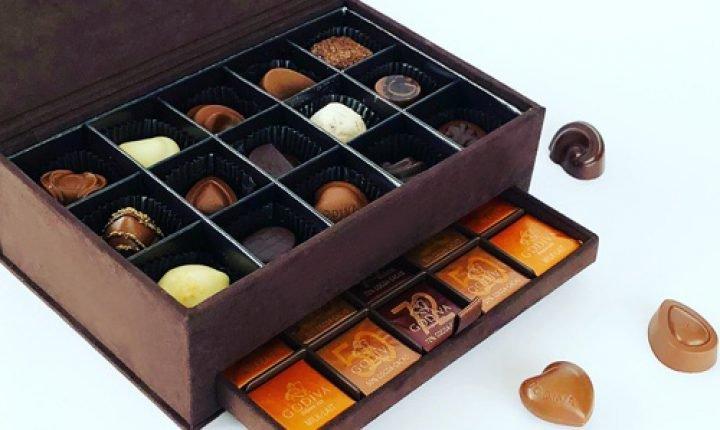 ゴディバのチョコレートはギフトにおすすめ!グランプラスも